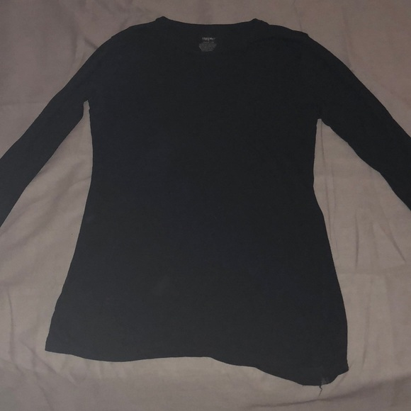 Mossimo Supply Co. Tops - Plain Black Long Sleeve